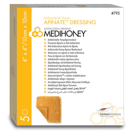 Medihoney Antibacterial Honey Apinate Dressing