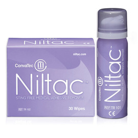 Niltac Sting Free Medical Adhesive Remover