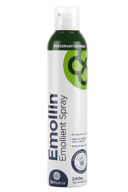 Emollin Emollient Spray