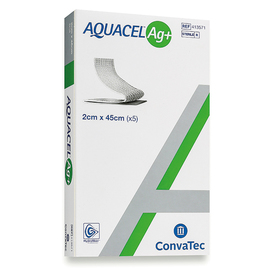 Aquacel Ag+ Ribbon Dressing