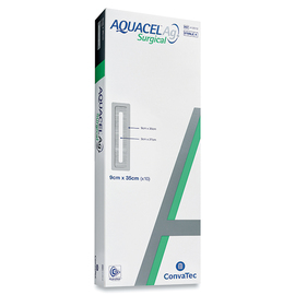 Aquacel Ag Surgical Cover Dressing
