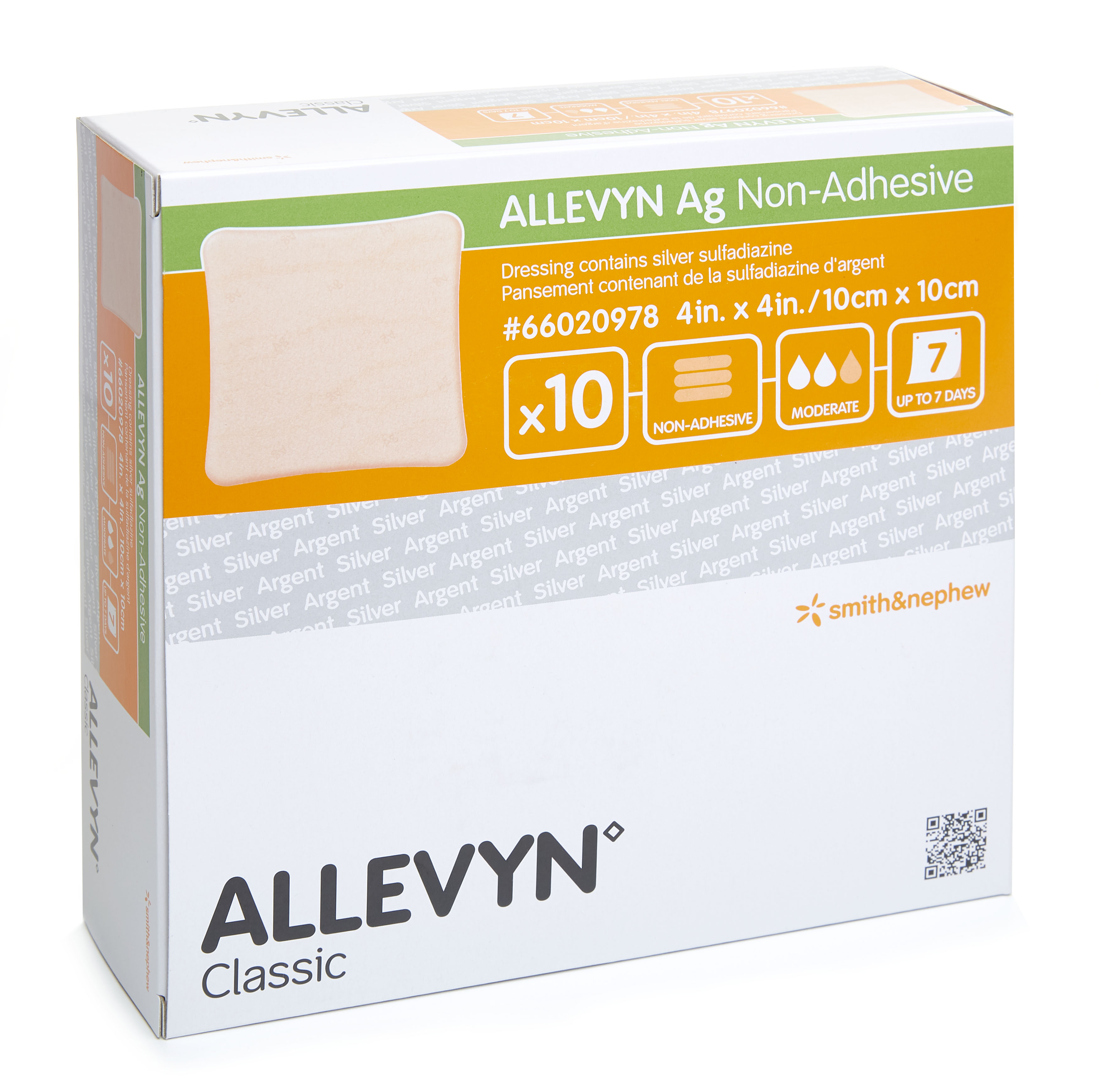 Allevyn Ag Non-Adhesive