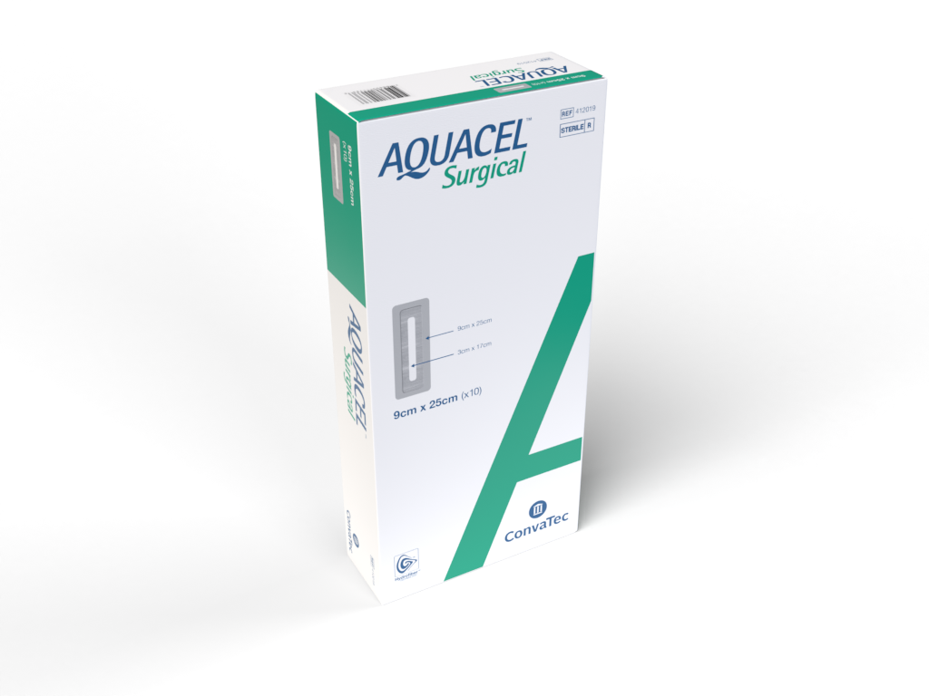 Aquacel Surgical Cover Dressing