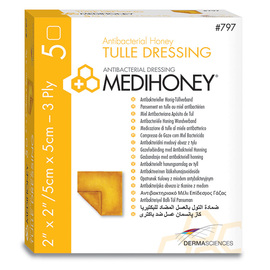 Medihoney Antibacterial Honey Tulle Dressing